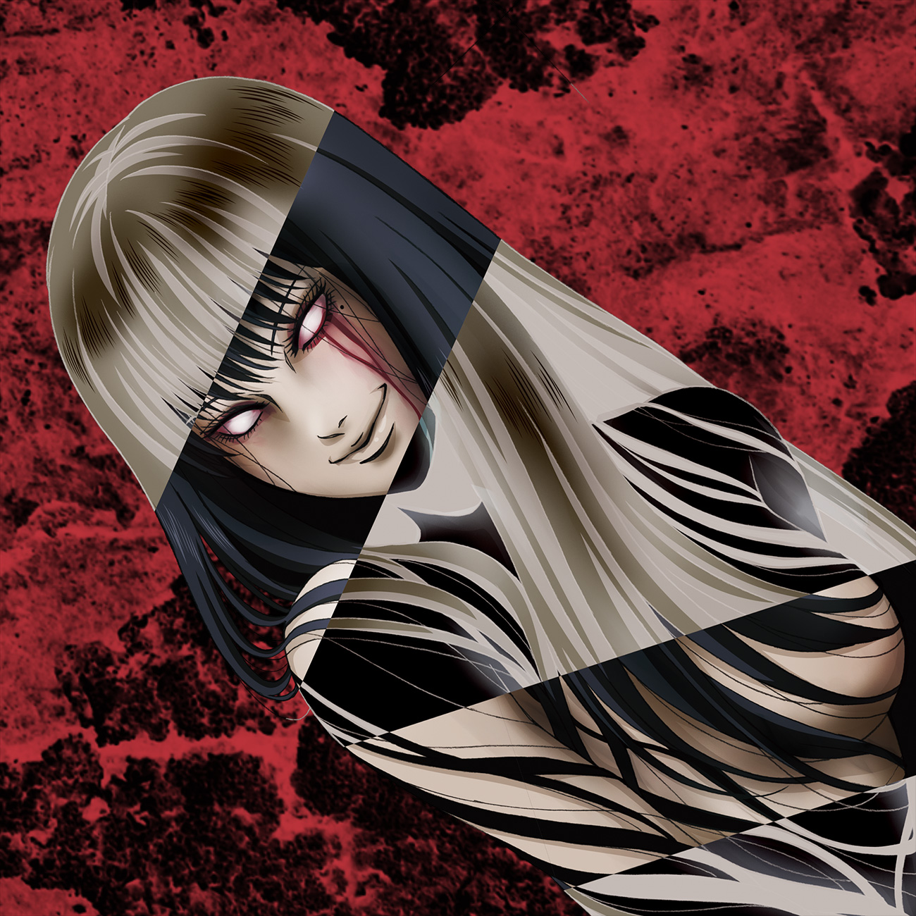 伊藤潤二「コレクション」のアニメ公式サイトからの画像