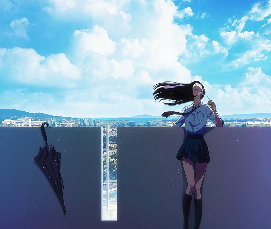 恋は雨上がりのようにのアニメ公式サイトからの画像