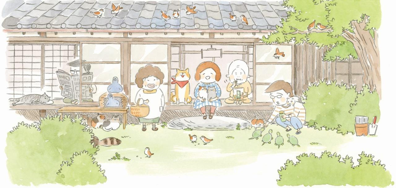 まめねこのアニメ公式サイトからの画像